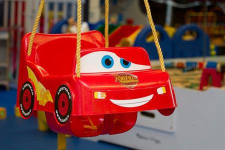 WRTS - Harrisburg Car Swing