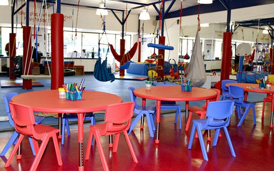 WRTS - Harrisburg Kid's Gym