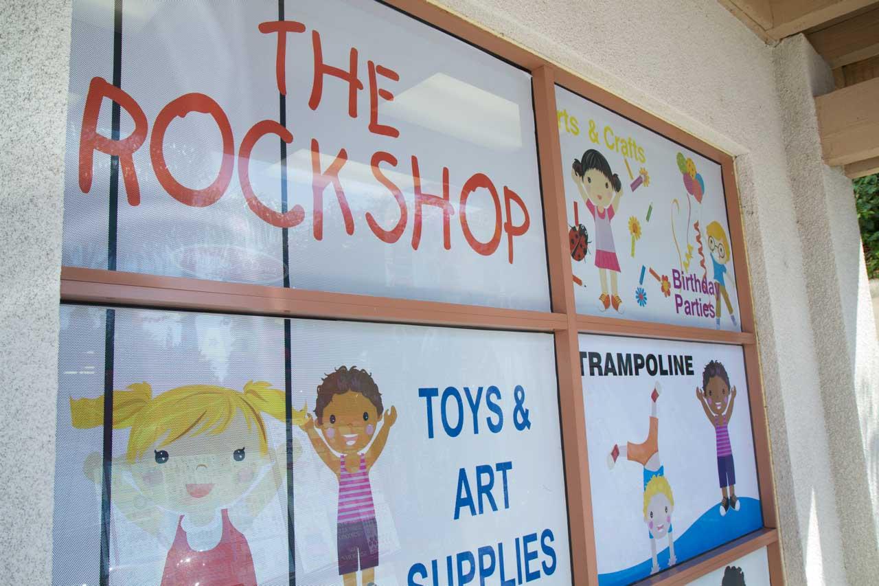 WRTS - Harrisburg Rock Shop
