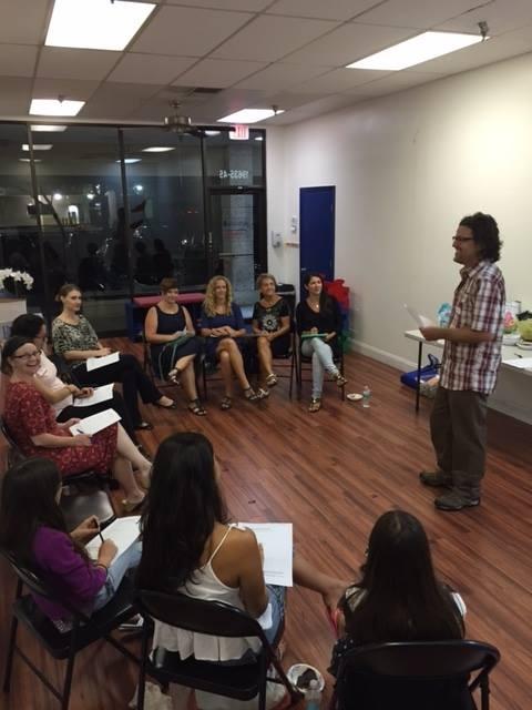 WRTS - Harrisburg Meetings