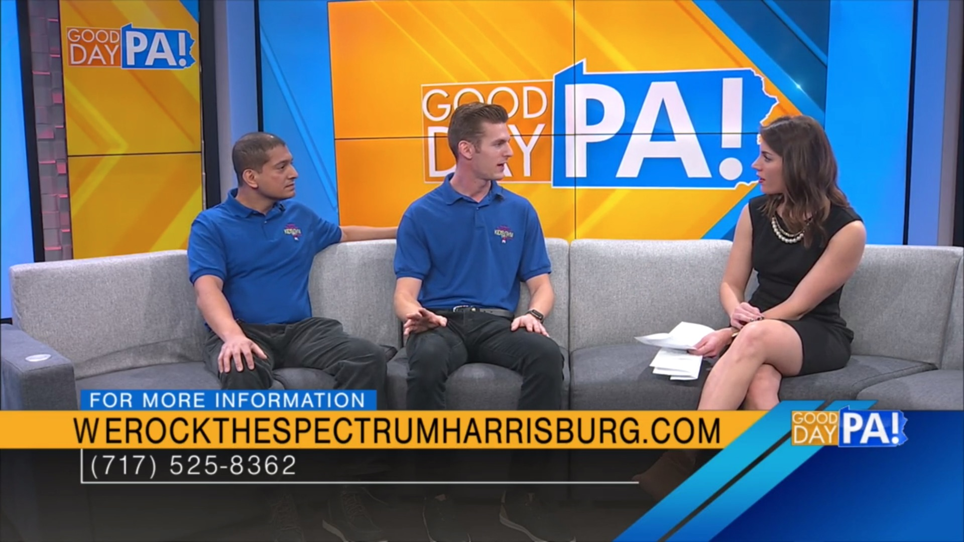 WRTS Harrisburg Good Day PA